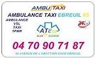 Logo de l'entreprise Ambulance Taxi Ebreuil 03